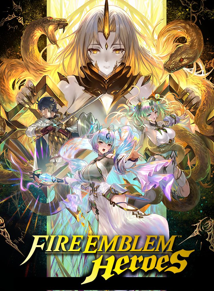 Fe Heroes Christmas.Fire Emblem Heroes Nintendo