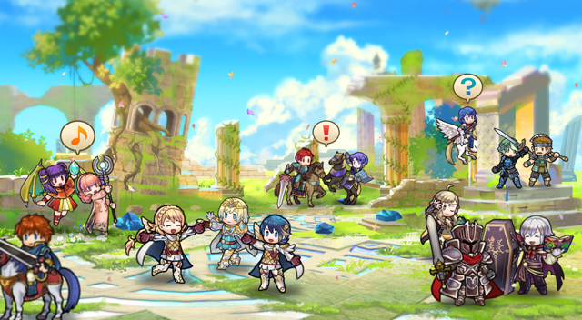 Fire Emblem Heroes Update 3.4.0 brings new Pair Up System, Aether Resort and more